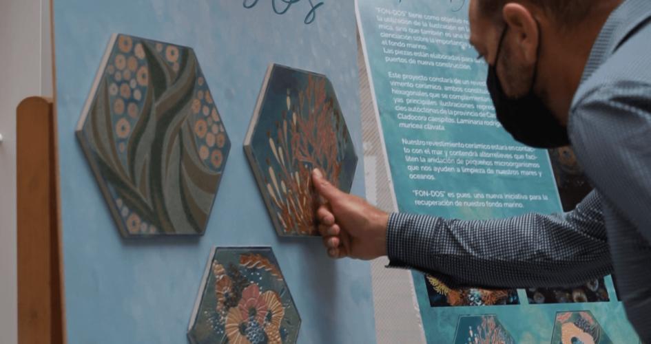 El concurso de diseño cerámico de APE ha registrado seis proyectos.